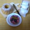 スイーツ(焼き菓子)